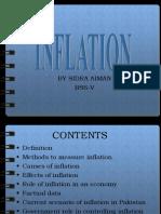 Inflation Presentation Mnp