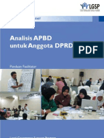 ANALISIS APBD-DPRD
