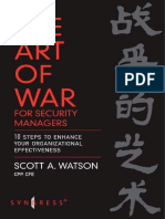 The Art of War for Security Managers 10 Steps to Enhancing Organizational Effectiveness by Scott Watson (z-lib.org) 5.en.fr.doc