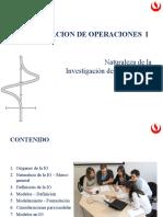 Unidad 1 - 02IMM - Naturaleza de la Investigación de Operaciones