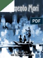 Geist the Sin-Eaters 2e - Memento Mori (advance)