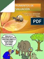 1.INSTRUMENTOS DE EVALUACIÓN