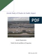 ASP Leroyer Air Side Study CDG
