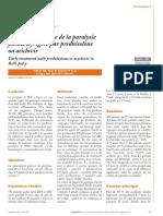 Tt_precoce_paralysie_faciale