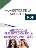2. CLASIFICACIÓN DE LAS PROVIDENCIAS CAUTELARES