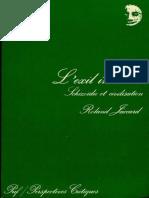Jaccard, Roland - L'Exil intérieur_ schizoïdie et civilisation (1978, Presses universitaires de France).epub
