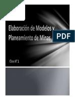 Elab. modelos y plan de minas_Clase 1