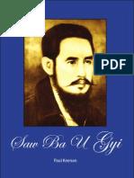 Voice of the Revolution Saw Ba U Gyi