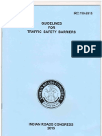 IRC-119-2015_Guidelines for Traffic Safety Barriers.pdf