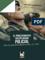 El Procedimiento Disciplinario Policial - Jesus Poma