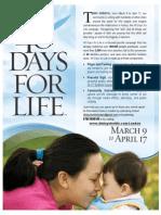 Campaign Flyer-lent2011 (1)