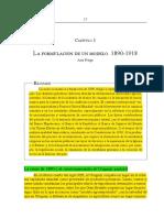 """Ana Frega """"La formulación de un modelo, 1890-1918"""""""