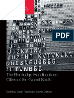 Susan Parnell, Sophie Oldfield - The Routledge Handbook on Cities of the Global South (2014)