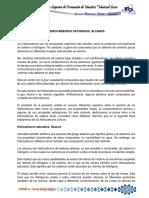 HIDROCARBUROS SATURADOS - ALCANOS
