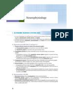 Autnomous Nervous System