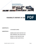 SRS Tech Feasibility Report