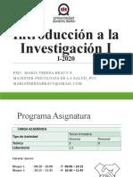 PPT UNAB_Metodologia de la Investigacion I_U1_S1_CURSO