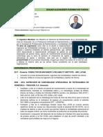 CV Edgar Fuenmayor