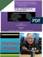 Investigacion De Mercados Celular Presentacion