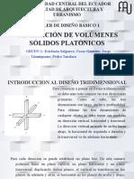 7 SOLIDOS PLATÓNICOS