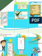 folleto de Mini Aspiradora