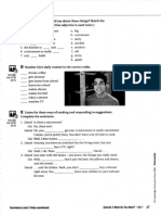 Touchstone-2-Video resource book Page 40