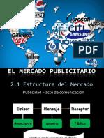 2 EL MERCADO PUBLICITARIO