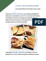 Pastéis Lucrativos - E-Book - Receitas de Pastéis Doces e Salgados