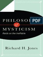Richard H Jones - Philosophy of Mysticism_ Raids on the Ineffable-SUNY Press (2016).pdf