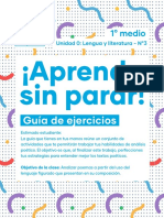 Unidad 0 Lengua y literatura - N°3  ESTUDIANTE.pdf