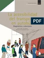 Accesibilidad en el transporte público