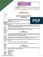 Reglamento vertido residuos cloacales Sta Fe