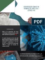 protocolo de atencion odontologica en tiempos de covid 2020