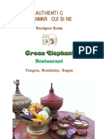 green elephants recipe