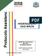 07 PROTOCOLO DE HIGIENIZACAO DAS MAOS