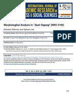 """Morphologikal_Analysis_in_""""Syair_Dagang""""_(Mss_3160)1"""