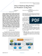 Anatomization of Hadoop Map Reduce Job Run Workflow in Big Data