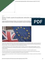 DW Reino Unido rejeita formalmente estender negociações pós-Brexit _ Notícias internacionais e análises _ DW _ 13.06.2020