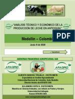 Analisis economico financiero produccion leche AFAGRO 090620