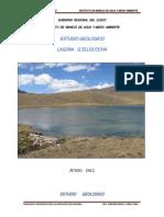 ESTUDIO  GEOLOGICO Y GEOTECNICO PRESA Q´ELLOCOCHA