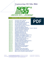 SPEC 99 Products List.pdf