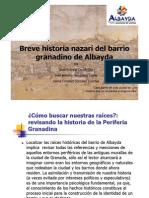 Historia Nazari del barrio granadino de Albayda