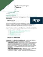 Manejo de la hipertensión en mujeres embarazadas y posparto..docx