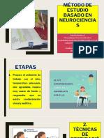 PPT MÉTODO DE ESTUDIO BASADO EN NEUROCIENCIAS