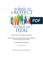 Charter for the Protection of Children and Young People 2018