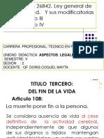 CLAE 2 - ASPECTOS LEGAL
