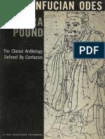 Confucius_ Ezra Pound - The Confucian Odes-New Directions (1954).pdf