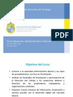 PUC (Procedimiento Administrativo Laboral) 02-06-2020