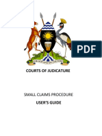 Small Claims procedure manual (1)