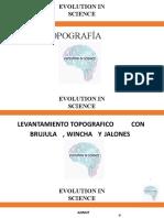 Topografia-EVOLUTION IN SCIENCE